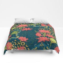 Maximalism Comforters