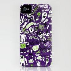 Print Brigade Collage Slim Case iPhone (4, 4s)