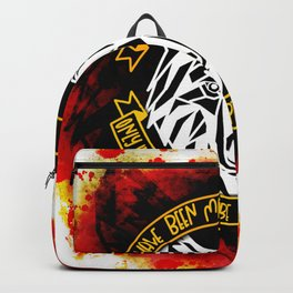 Only In Death (Six of Crows) Backpack