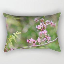 Spring Blossoms Rectangular Pillow