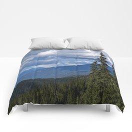 Muted Echo Comforters