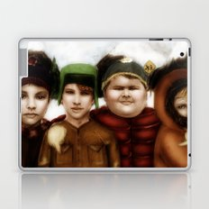 Going down to South Park Laptop & iPad Skin