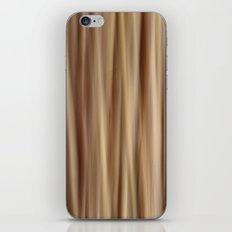 Brown Stripes iPhone & iPod Skin