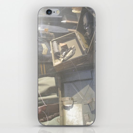 Time Marches On iPhone & iPod Skin