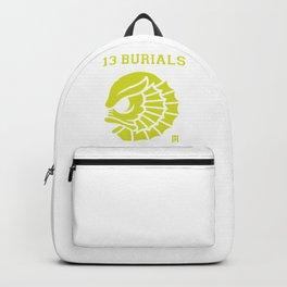 13 Burials - Go Creatures! Backpack