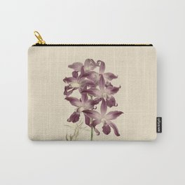 R. Warner & B.S. Williams - The Orchid Album - vol 01 - plate 049 Carry-All Pouch