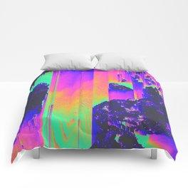 SHE'S MY COLLAR Comforters