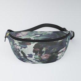 Camouflage Skull V2 Fanny Pack