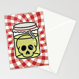 Skullmalade Stationery Cards