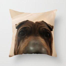 cucu Throw Pillow