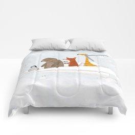 plane sailing Comforters