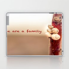 We Are a Family Laptop & iPad Skin