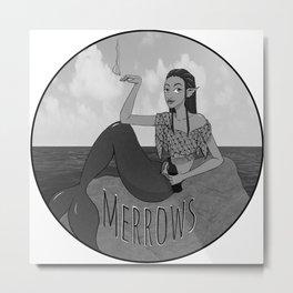 Merrows Metal Print