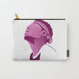 Chance The Rapper; Pink Carry-All Pouch
