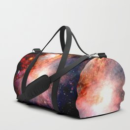 Space Nebula Duffle Bag