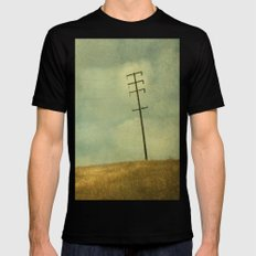 The Joy Of Division Mens Fitted Tee Black MEDIUM