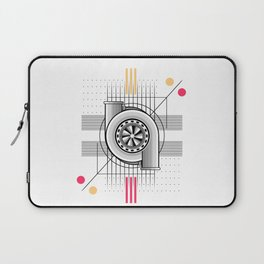 Turbo engine Laptop Sleeve