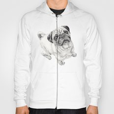 Seymour the Pug Hoody