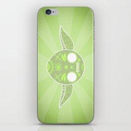 Dead Yoda iPhone Skin