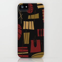 Fonualei iPhone Case