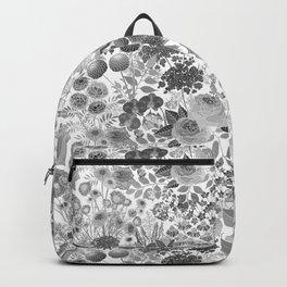 Ghostly Garden Backpack