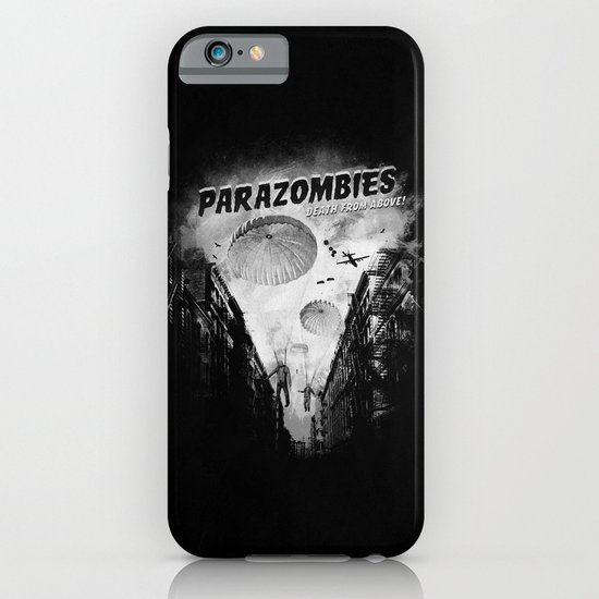 Parazombies iPhone & iPod Case