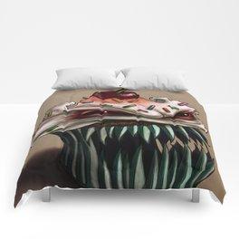 Zhola the Demonic Cupcake Comforters