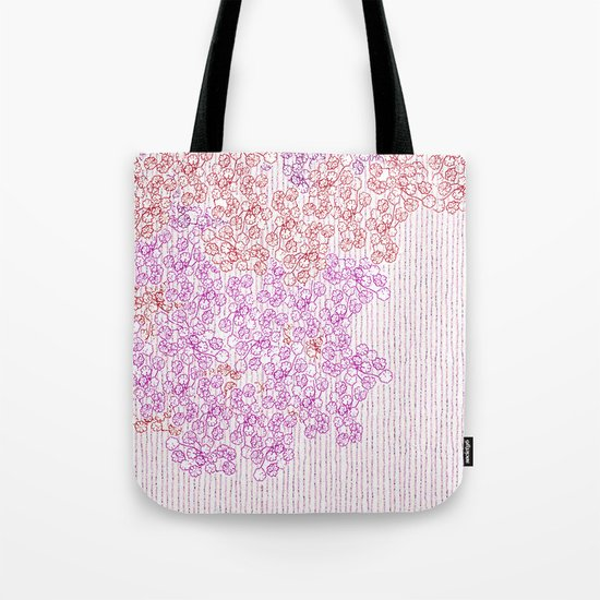 Springing in the blossoming Tote Bag