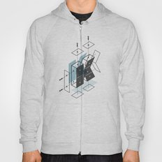 The Exploded Alphabet / K Hoody