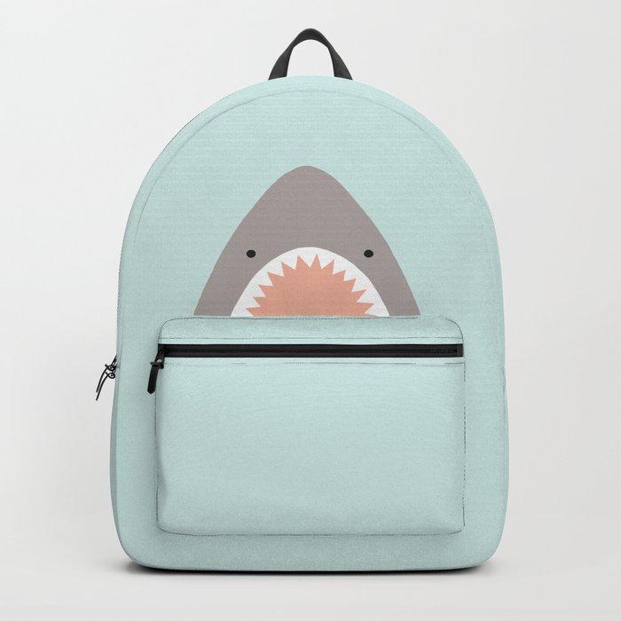 shark attack Rucksack