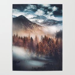 LOST IN THE FOG Poster
