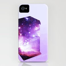 All of time and space - The Tardis iPhone (4, 4s) Slim Case