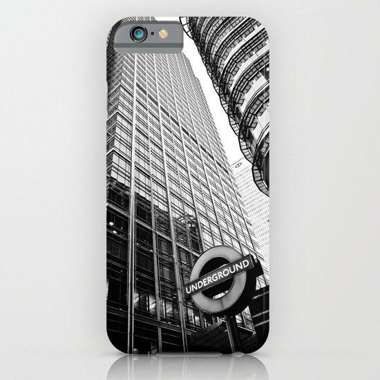 Canary Wharf  iPhone & iPod Case
