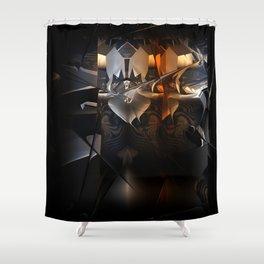 Tangier Shower Curtain