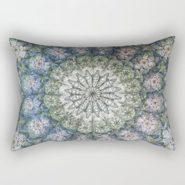 Stained glass window 2 Rectangular Pillow