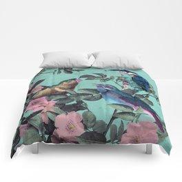 Kingfisher Kingdom Comforters