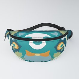 Baltimore Woods Bear Fanny Pack