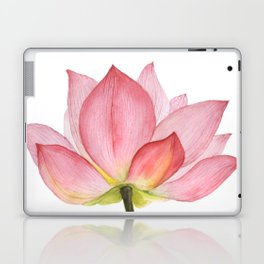 Pink lotus #2 Laptop & iPad Skin