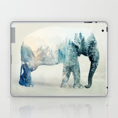 Vanishing Elephant  Laptop & iPad Skin