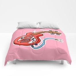 Sad Bass Guitar Broke The G String Comforters