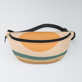 Abstract Landscape 10B Fanny Pack