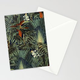 Midnight Forest  Stationery Cards