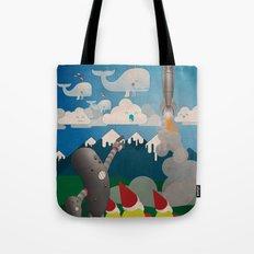 Meet Raveland 02 Tote Bag