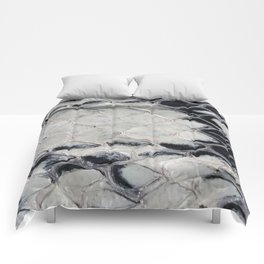 Snake skin Comforters