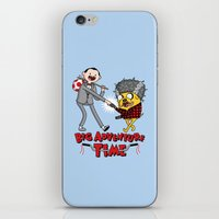 Time For a Big Adventure iPhone & iPod Skin