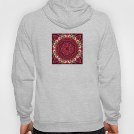 Rose Mandala - The Mandala Collection Hoody