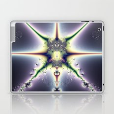 Purple Space Laptop & iPad Skin