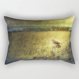 Surveil Rectangular Pillow
