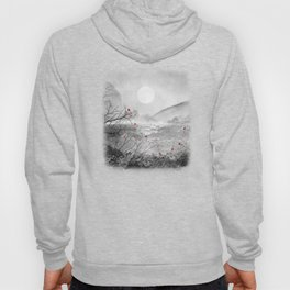 The red sounds and poems, Chapter II Hoody