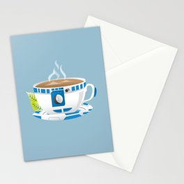 R2-TEA2 Stationery Cards